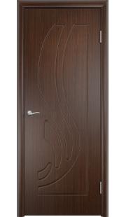 Дверь МДФ - Лиана ПГ (Венге)