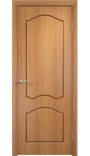 Дверь МДФ - Лидия ПГ (Миланский орех)
