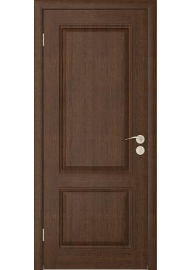 Дверь Юркас Шервуд 2 ДГ (Каштан)
