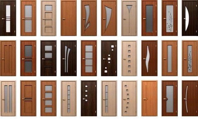 двери межкомнатные мдф с покрытием ламинатин в минске