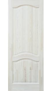 Двери из массива сосны - г.Поставы ПМЦ ДГ №7 (сосна неокрашенная)