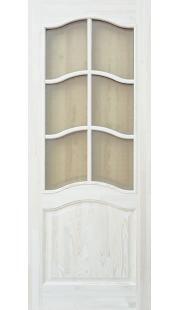 Двери из массива сосны - г.Поставы ПМЦ ДО №7 (сосна неокрашенная)