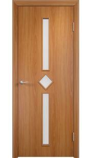 Дверь Одинцово - С24 ПО (Миланский орех)