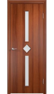 Дверь Одинцово - С24 ПО (Итальянский орех)
