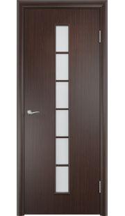 Дверь Одинцово - С12 ПО (Венге)