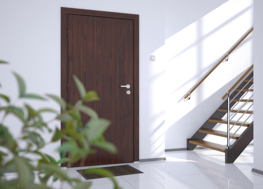 Входные металлические двери в Минске фото